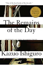 The Remains of the Day af Kazuo Ishiguro