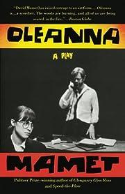 Oleanna: A Play por David Mamet