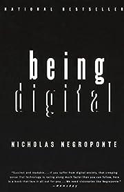 Being Digital door Nicholas Negroponte