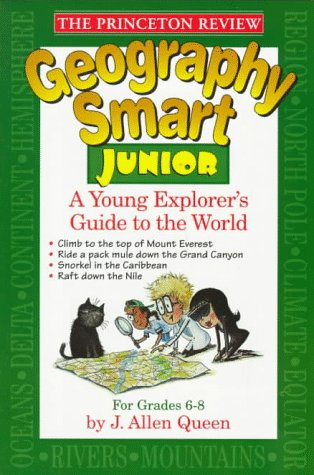 Geography Smart Junior: A Young Explorer's Guide to the World