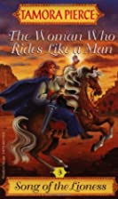 The woman who rides like a man by Tamora…
