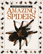 Eyewitness Juniors: Amazing Spiders by DK…