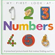 My First Look at Numbers av Board Books