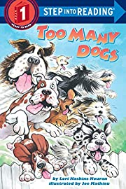 Too Many Dogs (Step-Into-Reading, Step 1) af…