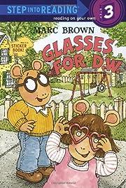 Glasses for D W af Marc Brown