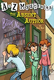 The Absent Author (A to Z Mysteries) af Ron…