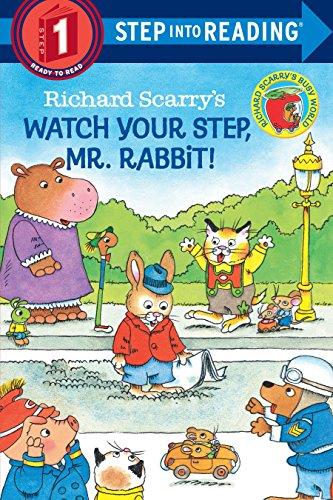Watch Your Step, Mr Rabbit!
