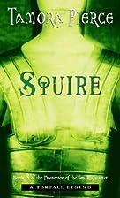 Squire by Tamora Pierce