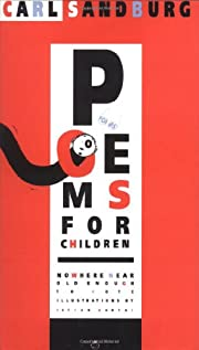 Poems for Children Nowhere Near Old Enough…