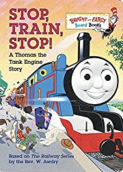 Stop, Train, Stop! A Thomas the Tank Engine…