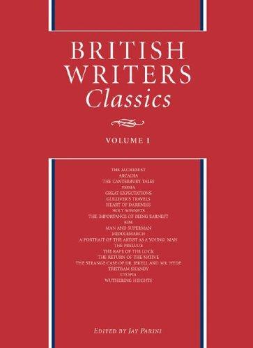 British Writers, Classics I