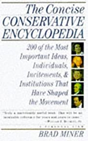 The Concise Conservative Encyclopedia: 200…