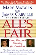 All's Fair: Love, War, and Running for…