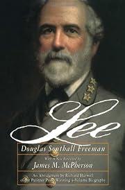 Lee – tekijä: Douglas Southall Freeman