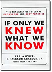 If Only We Knew What We Know: The Transfer…