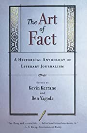 The Art of Fact: A Historical Anthology of…