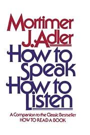 How to Speak How to Listen – tekijä:…