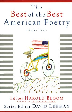 Image for The Best of the Best American Poetry: 1988-1997 (American Poetry Series)