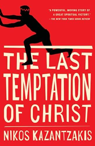 The Last Temptation of Christ written by Nikos Kazantzakis