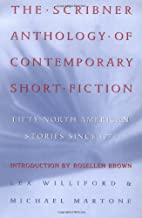 The Scribner Anthology of Contemporary Short…