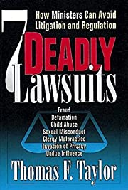 Seven Deadly Lawsuits: How Ministers Can…