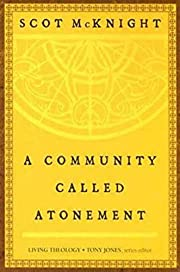 A community called atonement por Scot…