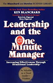 Leadership and the One Minute Manager:…