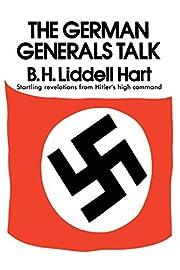 The German Generals Talk de Basil H. Liddell…