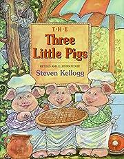 Three Little Pigs - 7 de Steven Kellogg