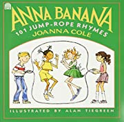 Anna Banana: 101 Jump Rope Rhymes af Joanna…