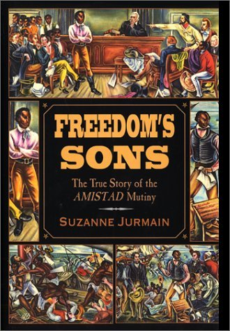 the true story of the 1839 slave revolution in amistad