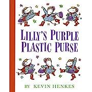 Lilly's Purple Plastic Purse de Kevin…