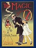 The Magic of Oz (1919) (Book) written by L. Frank Baum