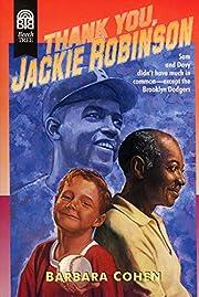 Thank You, Jackie Robinson de Barbara Cohen