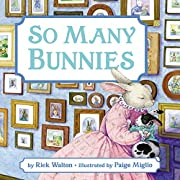 So Many Bunnies Board Book: A Bedtime ABC…