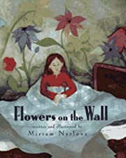 Flowers On The Wall par Miriam Nerlove