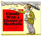 Cloudy With a Chance of Meatballs por Judi…