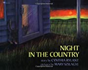 Night in the Country de Cynthia Rylant