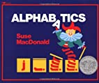 Alphabatics by Suse MacDonald