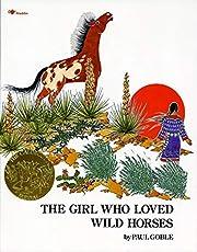 The Girl Who Loved Wild Horses av Paul Goble