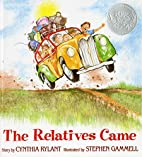 The Relatives Came by Cynthia Rylant