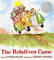 The Relatives Came af Cynthia Rylant