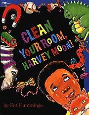 Clean Your Room, Harvey Moon! av Pat…