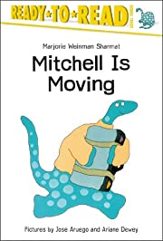 Mitchell is Moving de Marjorie Weinman…