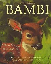 Felix Salten's Bambi – tekijä: Janet…