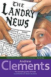 The Landry News av Andrew Clements