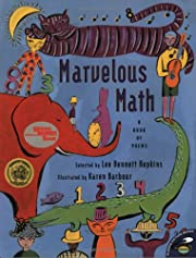 Marvelous Math: A Book of Poems (Aladdin…