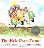 The Relatives Came de Cynthia Rylant