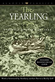 The Yearling (Aladdin Classics) by Marjorie…