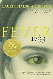 Fever 1793 av Laurie Halse Anderson